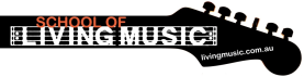 Living music logo