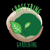 Shoestring Garden logo