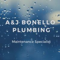 A & J Bonello Plumbing Maintenance Specialist Logo