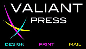 Logo of Valiant Press